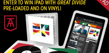 Win An iPad + Vinyl From Twin Atlantic and SRS!