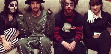 The Maine Halloween Interview- With New Album Details and Horror Stories!