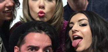 Charli XCX Surprises Taylor Swift Crowd!