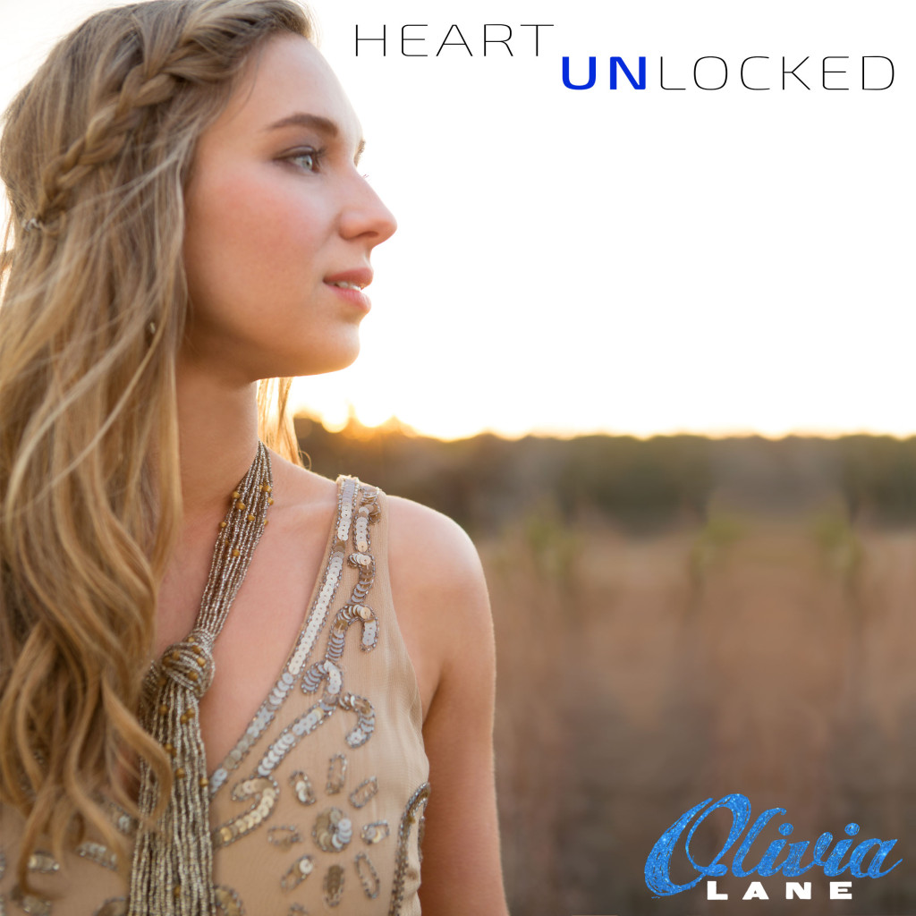 HEART UNLOCKED Cover Art