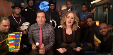 Classroom Instruments with Jimmy & the Roots: Adele!