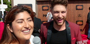 "Chris Lane Talks ""FIX"", Red Carpets and Having a Twin! 