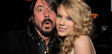 Dave Grohl Got High and Performed With Taylor Swift