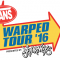 Vans Warped Tour Announce Stage Lineup!
