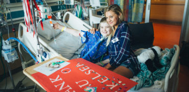 Musicians On Call Launches Bedside Performance Program at Phoenix Children's Hospital with Kelsea Ballerini!