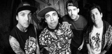 Pierce the Veil Brave Haunted Hotel for Their New Music Video!
