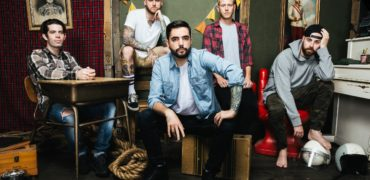 "A Day to Remember Rolls In with Latest Song, ""Bullfight"""