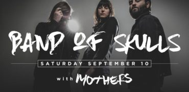 CONTEST: Win Tickets to see Band of Skulls rock Metro Chicago