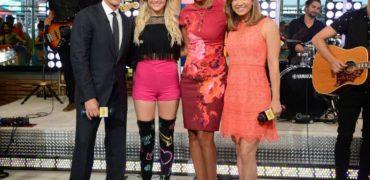 Kelsea Ballerini Performs on Good Morning America!