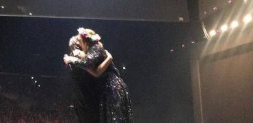 Adele Brings Fan On Stage, Who Happens To Be GRAMMY Nominee Jamie-Grace!