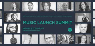 Music Launch Hub's Steve Palfreyman!