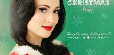 "Kacey Musgraves Announces ""A Very Kacey Christmas Tour"""