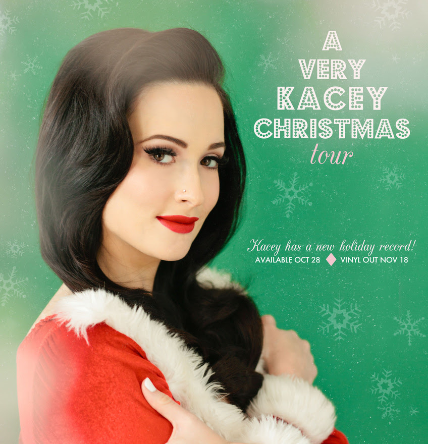 "Kacey Musgraves Announces ""A Very Kacey Christmas Tour"" 