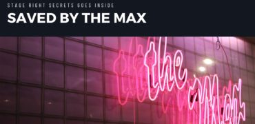 SRS Goes Inside Saved by the Max!