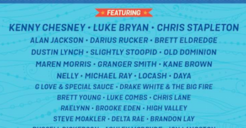 Tortuga Music Festival Line Up Is Out!