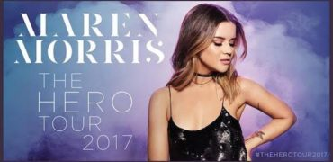 Watch Maren Morris Perform On Ellen and Announce The Hero Tour
