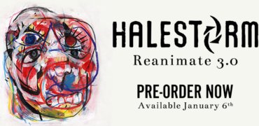 "Halestorm Announces ReAniMate 3 EP and Releases Cover of Whitesnake's ""Still Of The Night"""