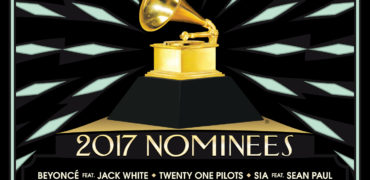 The Recording Academy and Atlantic Records Reveal 2017 GRAMMY Nominees Album Tracklisting