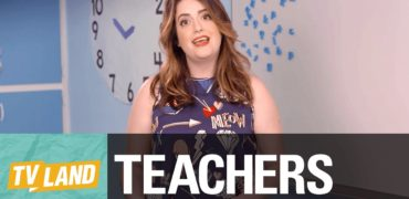 "Interview: Cate Freedman of TV Land's ""Teachers"""