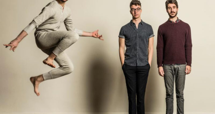 Ajr What Everyone S Thinking Tour August