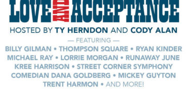 2017 Concert for Love and Acceptance Adds Performers To Star Studded Lineup!