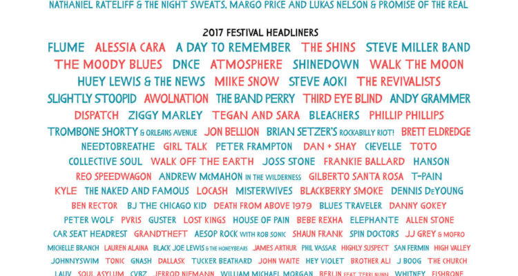Summerfest Stuns With 2017 Lineup! | Stage Right Secrets