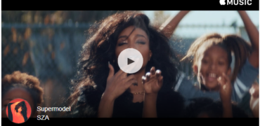 "SZA Releases ""Supermodel"" Music Video"