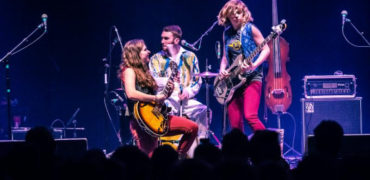 The Accidentals Release Debut Album!
