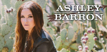 "PREMIERE: Ashley Barron's ""It Might Get Loud""!"
