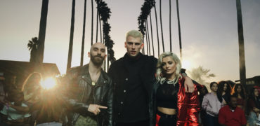 "Machine Gun Kelly, X Ambassadors, and Bebe Rexha Release ""Home"" Music Video and BRIGHT Album Details"