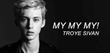 "Troye Sivan Releases Acoustic Video For ""My My My!"""