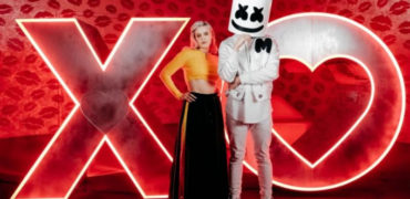 "Marshmello and Anne-Marie Release ""Friends"" Music Video"