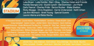 CMA Fest Announces First Round of Performers!