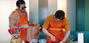 Watch FF5 in the Kitchen to Promote Their EP