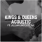 "Mat Kearney and Jillian Jacqueline Release ""Kings & Queens"" Acoustic"