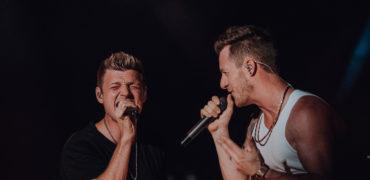 Florida Georgia Line Backstreet Boys Bebe Rexha and Morgan Wallen CMA Fest Gallery