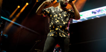 Khalid Live at Bonnaroo