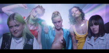 """Tove Lo Debuts """"Bitches"""" Music Video Featuring: Charli XCX, Icona Pop, Elliphant, and ALMA"""