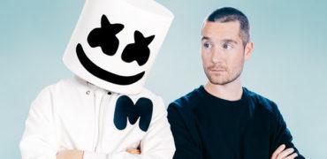 "Bastille and Marshmello Collaborate To Make Us ""Happier""!"