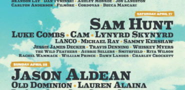 Stagecoach Debuts 2019 Lineup!