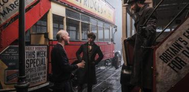 New Fantastic Beasts: The Crimes of Grindelwald Sneak Peeks!