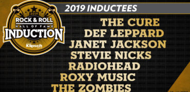 Rock & Roll Hall of Fame Announces 2019 Inductees!
