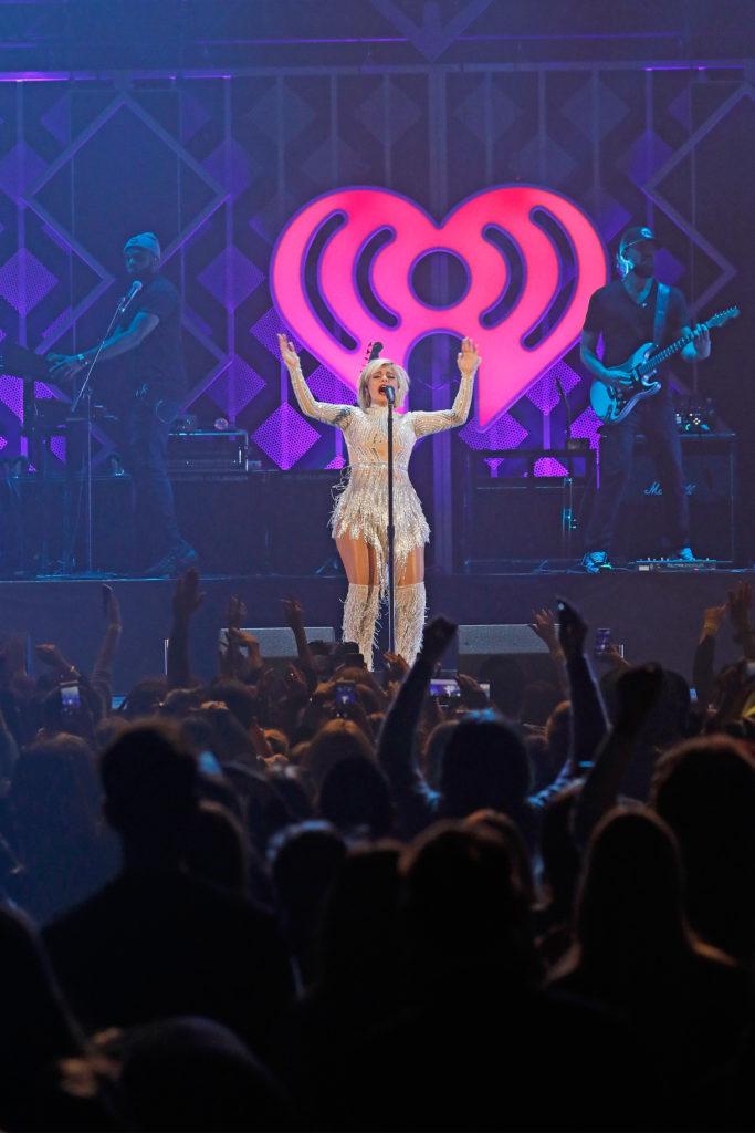 103.5 KISS FM's Chicago Jingle Ball 2018 – Show
