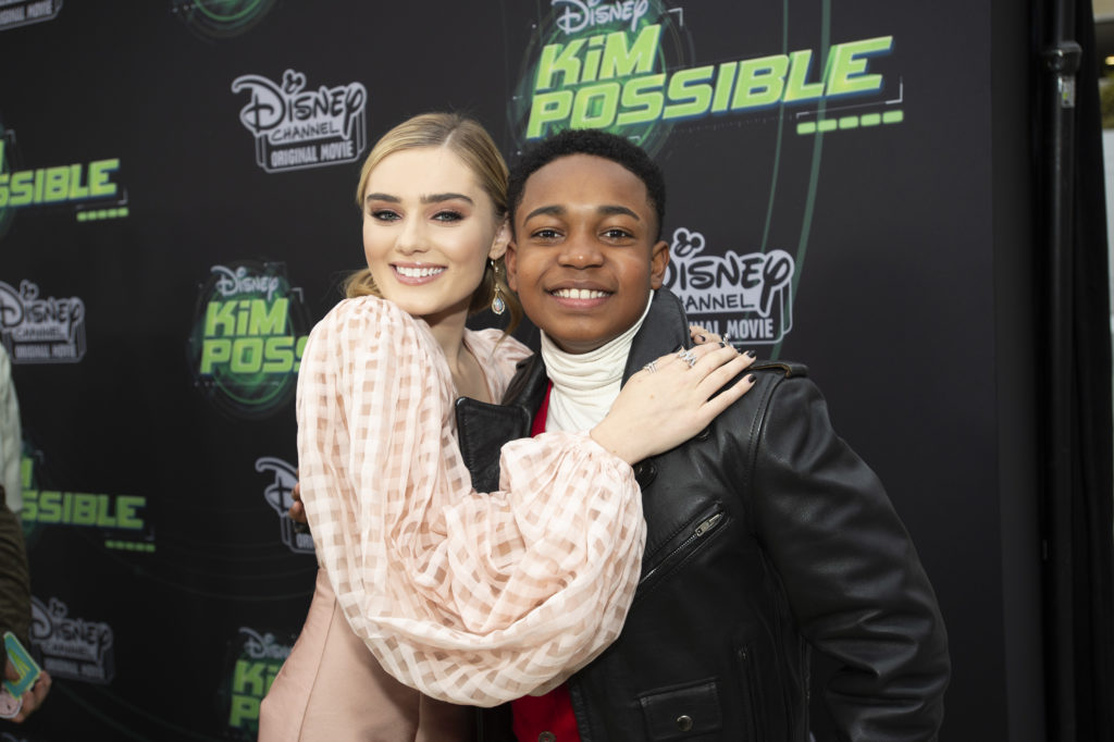 MEG DONNELLY, ISSAC RYAN BROWN