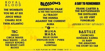 Reading and Leeds Debut Final 2019 Lineup