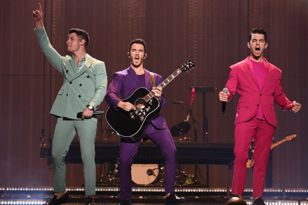 "Jonas Brothers ""Happiness Begins"" Tour – New York, NY"