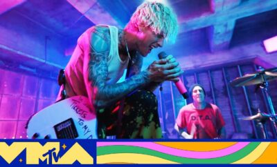 Machine Gun Kelly VMAs