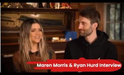 Maren Morris Ryan Hurd Interview