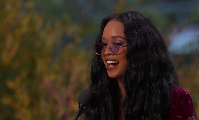 H.E.R. Grammy Song of the Year win 2021